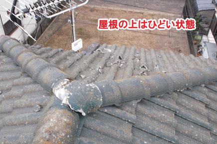 屋根修理·シロアリ改修工事